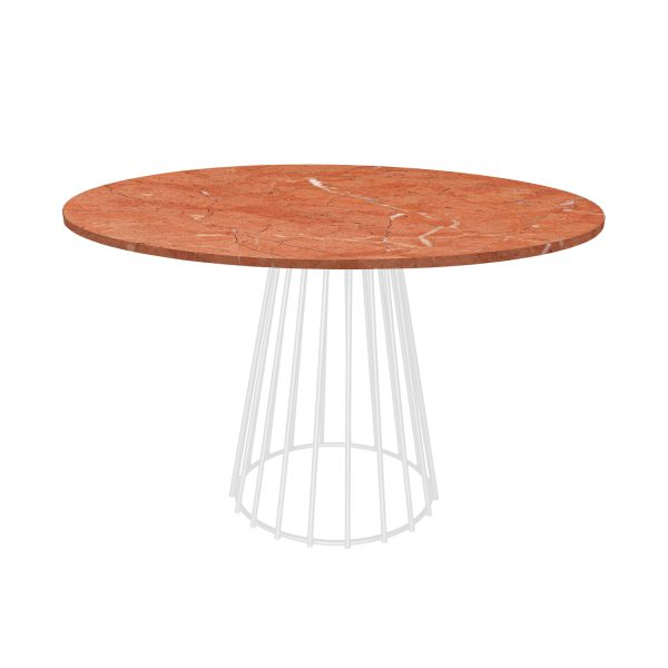 Barcelona Rojo Dining Table