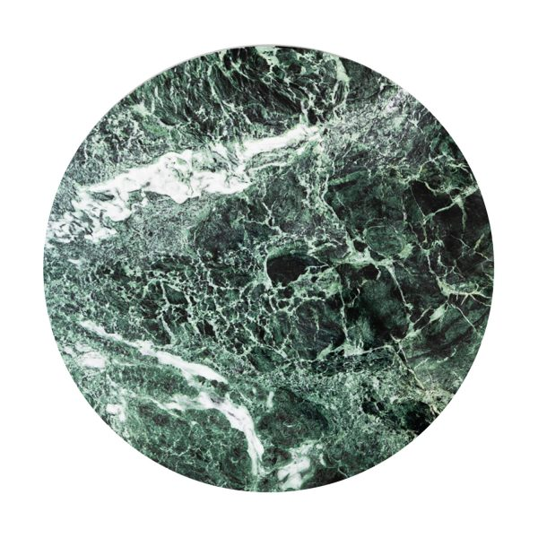 Verde alpi Green marble top