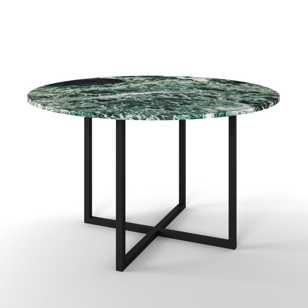 Simple4 Dining table Alpi Marble black